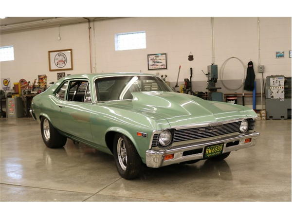 1968 Chevrolet Chevy II  for Sale $58,900