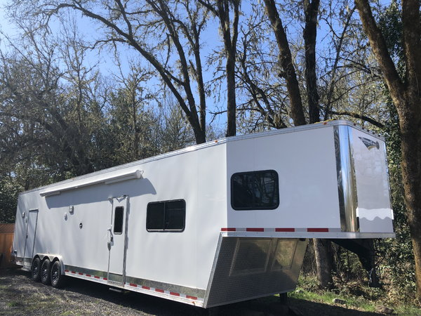 2018 Millenium Toy Hauler  for Sale $69,000