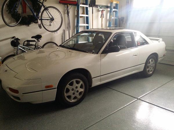 1993 Nissan 240SX for Sale in Mazomanie, WI | RacingJunk Classifieds