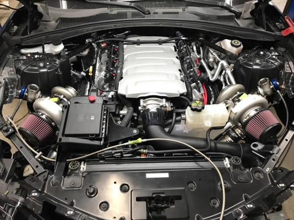 2017 Chevrolet Camaro  for Sale $65,000