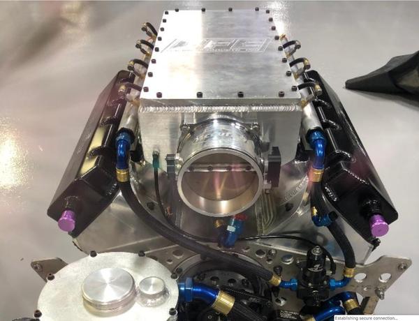 522 CID Elite Performance Pro Mod Engines