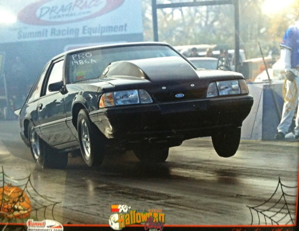Mustang Drag Radial Roller   for Sale $20,500