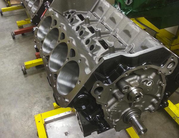 427 Chevy Small Block Short Block Engine  for Sale $4,499