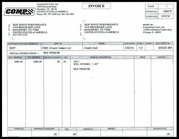 SBC CHEVY NKB-200cc ALUMINUM HEADS 64cc ANGLE 272  for Sale $699