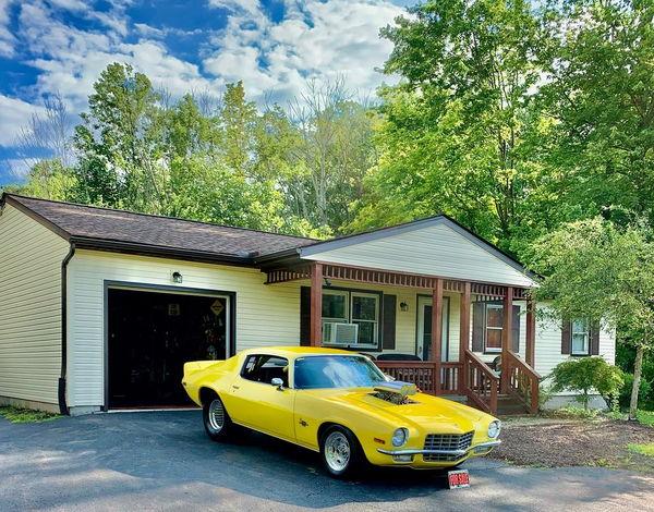 1972 Camaro Pro Street Big Tire Car, Built! w/ NOS System  for Sale $32,000