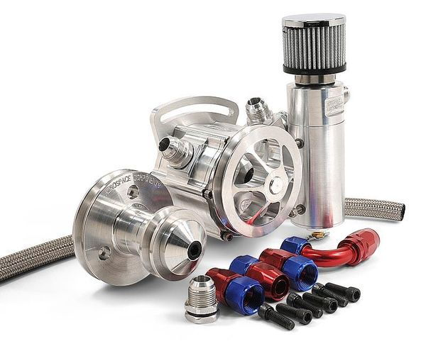 AEROSPACE VACUUM PUMP KIT'S & COMPONENTS