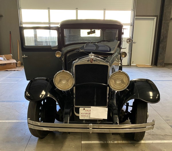 1928 Reo Flying Cloud  for Sale $27,500
