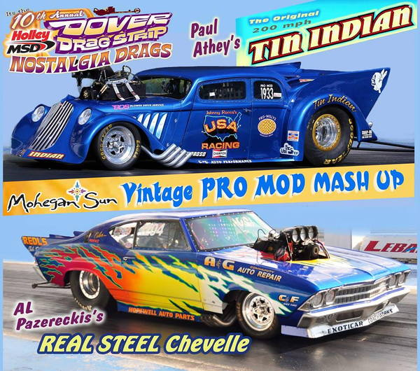 Own A Piece Of Pro Mod History For Sale In Plainfield, CT