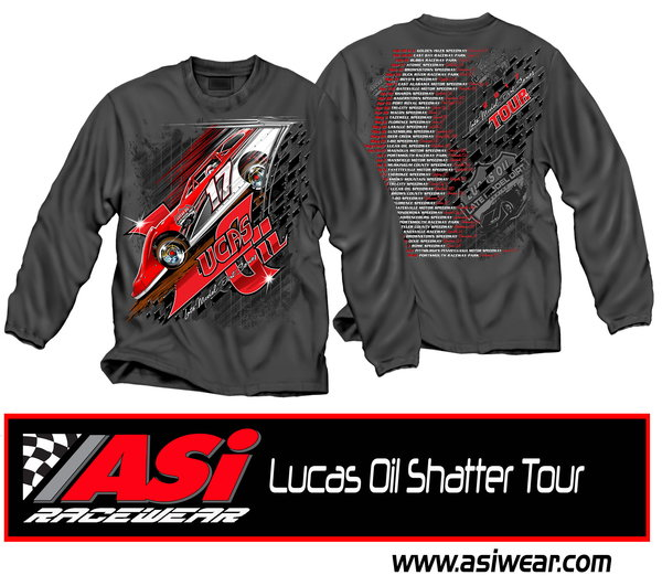ASI RACEWEAR - T-SHIRT,  RACING APPAREL & FIRE SUITS