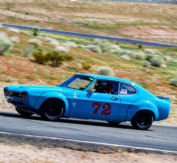 1971 Ford Capri TransAm B Sedan Race Car  for Sale $34,900