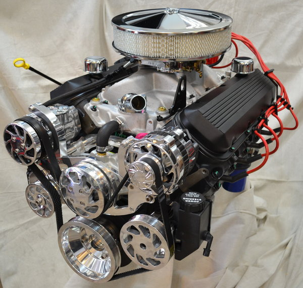 Dyno Tested 454HO 438HP 500TQ Deluxe Crate Engine  for Sale $10,600