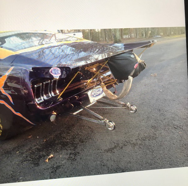 Ford Mustang 1967 For Sale: 1967 Ford Mustang Drag Car For Sale In Goochland, VA