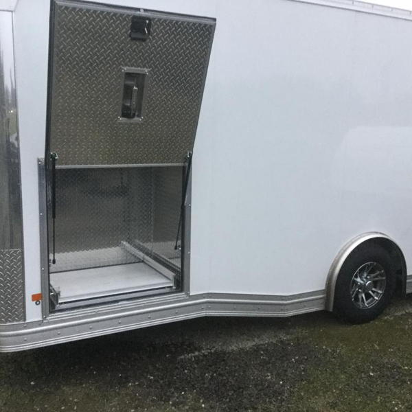 Mission  8.5X20 Car / Racing Trailer  for Sale $20,998