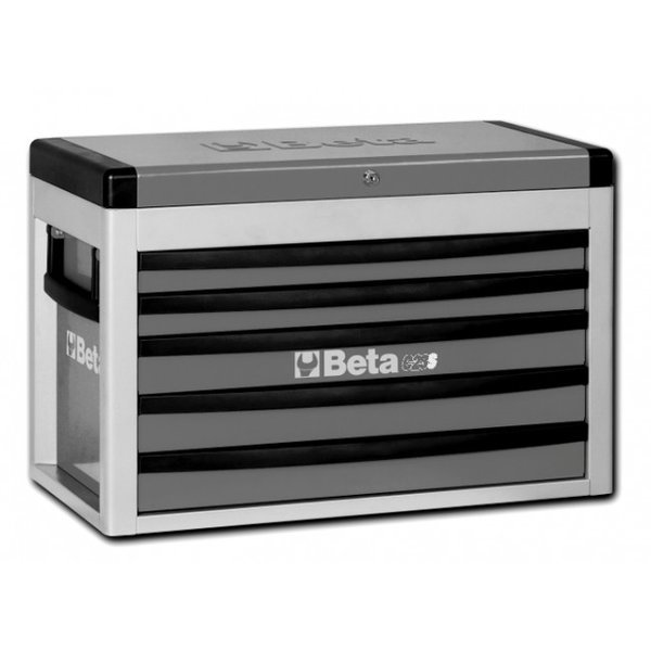 BETA TOOLS C23S-G-PORTABLE TOOL CHEST GREY - 023000502  for Sale $376