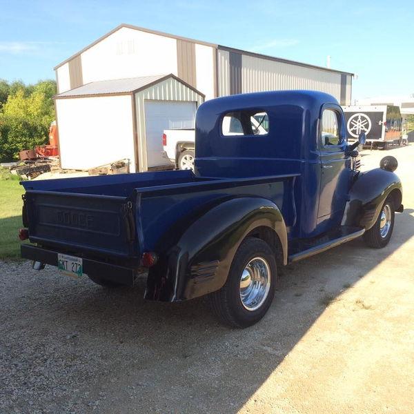 1947 DODGE 1/2 TON  for Sale $16,500