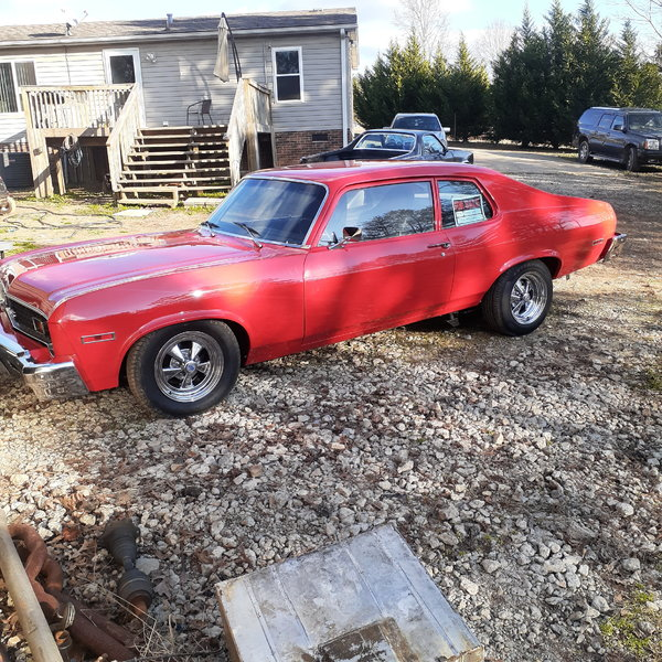 1973 Chevrolet Nova  for Sale $20,000