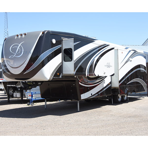 2014 DRV Elite Suites 38' 5th Wheel RV Trailer 38RSSB3