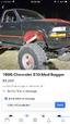1996 Chevrolet S10 Mud Bogger  for sale $8,000