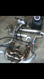 Stainless steel BBF headers, Turbo accessories.