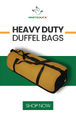 Heavy Duty Duffel Bags   for sale $24.99