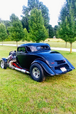 '33 FORD COUPE F-2 PROCHARGED BIG BLOCK STREET LEGAL