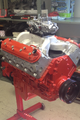Custom built 5.3L 464 HP Street engine
