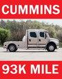 FREIGHTLINER SPORTCHASSIS CUMMINS 94K MILE HAULER  for sale $74,500