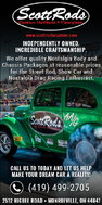 HELP WANTED / ScottRods Custom HotRods & Fiberglass
