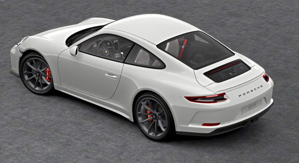 991 2 Gt3 Will Come With Quot Touring Package Quot Option Page