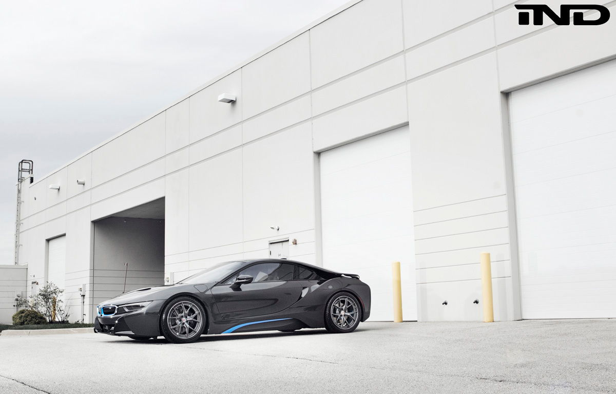 bmw i3 i8 on hre wheels rennlist porsche discussion forums. Black Bedroom Furniture Sets. Home Design Ideas