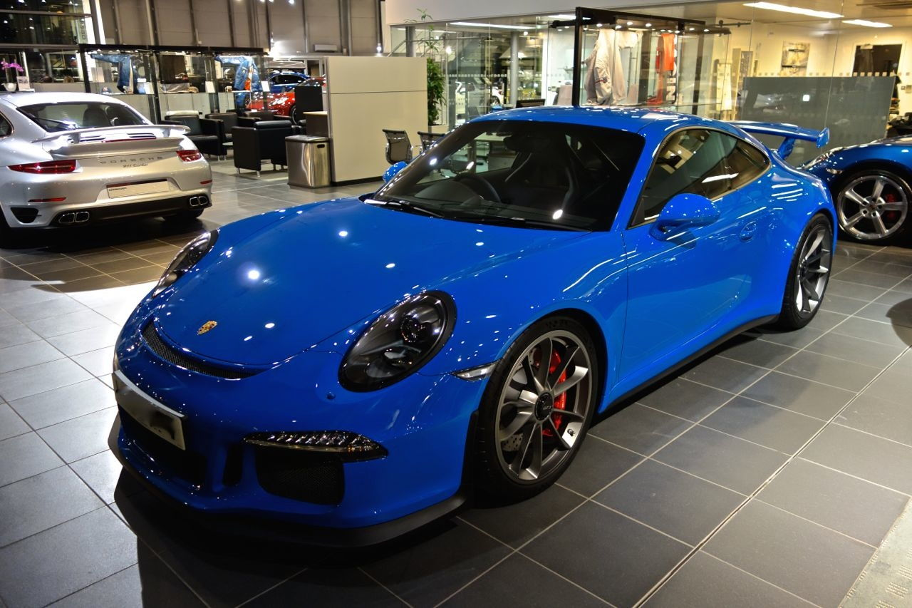 Voodoo Blue Gt3 Calling In Rennlist Porsche