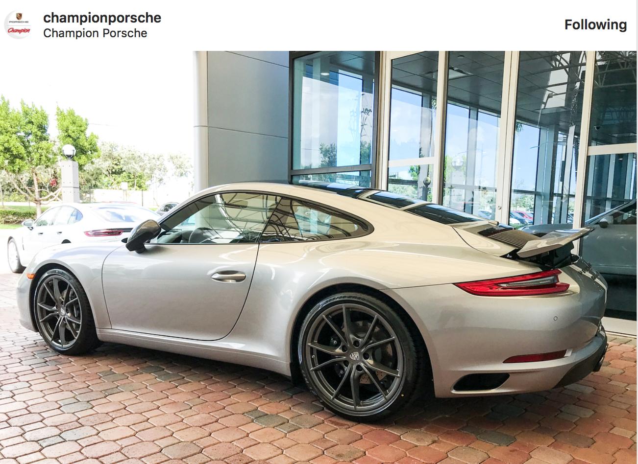 Landed Carrera T Pics Rennlist Porsche Discussion Forums