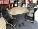 GT3 Seats