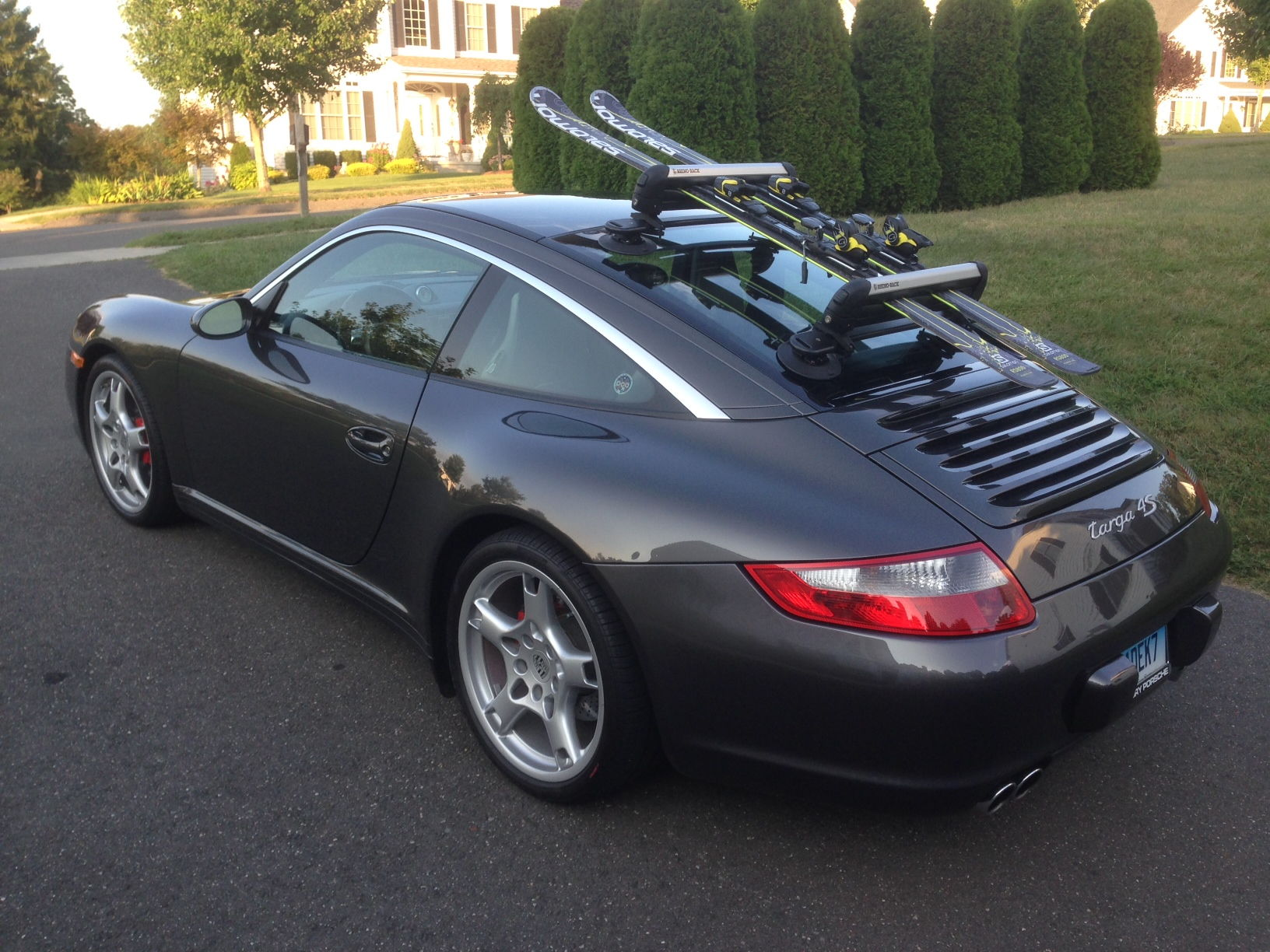 Ski Carrier For Targa Or Cab Rennlist Porsche
