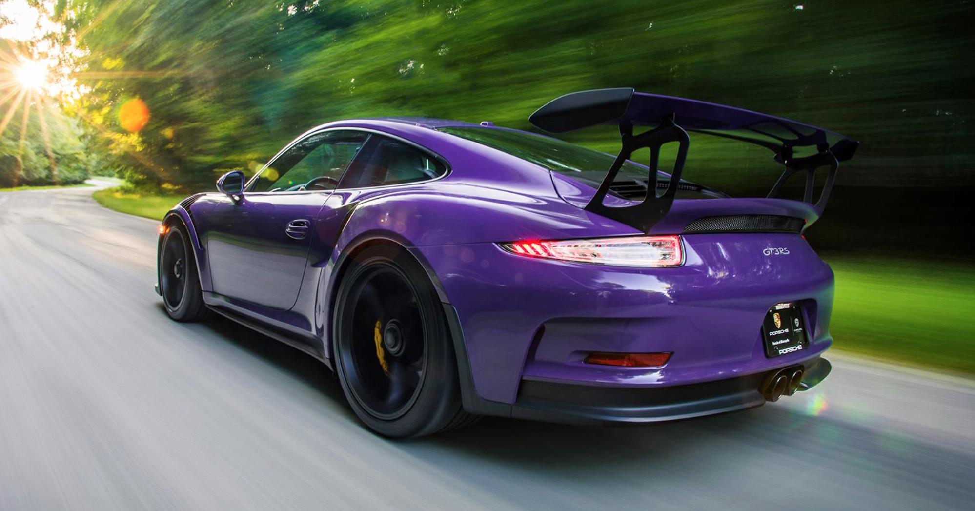 Ultraviolet Discontinued? , Rennlist , Porsche Discussion Forums