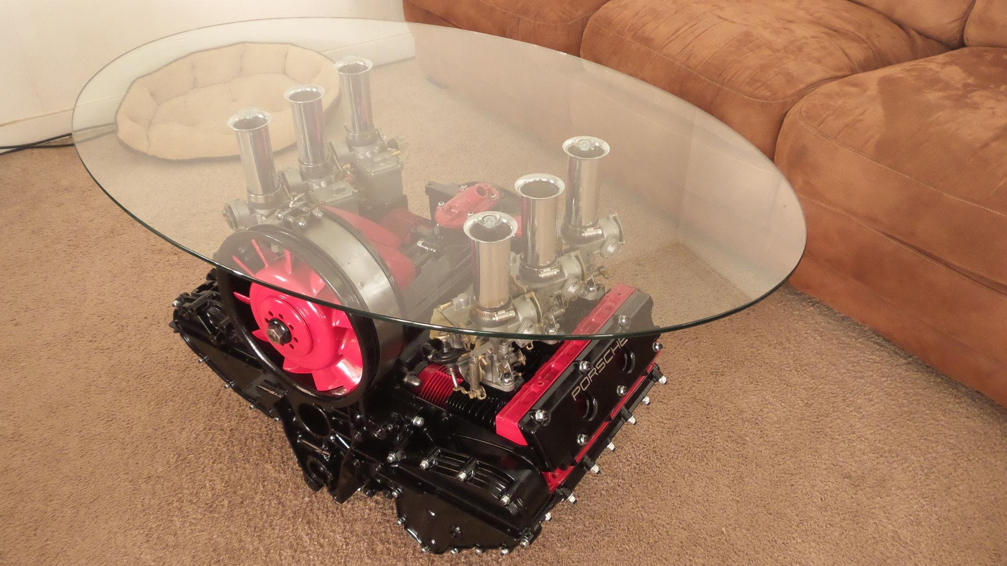 Engine Tables And Other Home Decore Rennlist Porsche