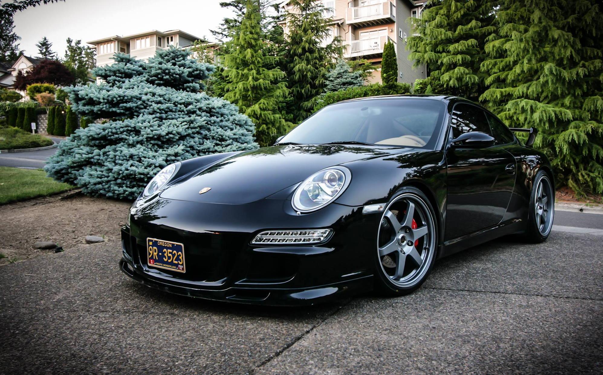 Show Me Your 997 With Non Porsche Wheels Page 28 Rennlist Porsche Discussion Forums