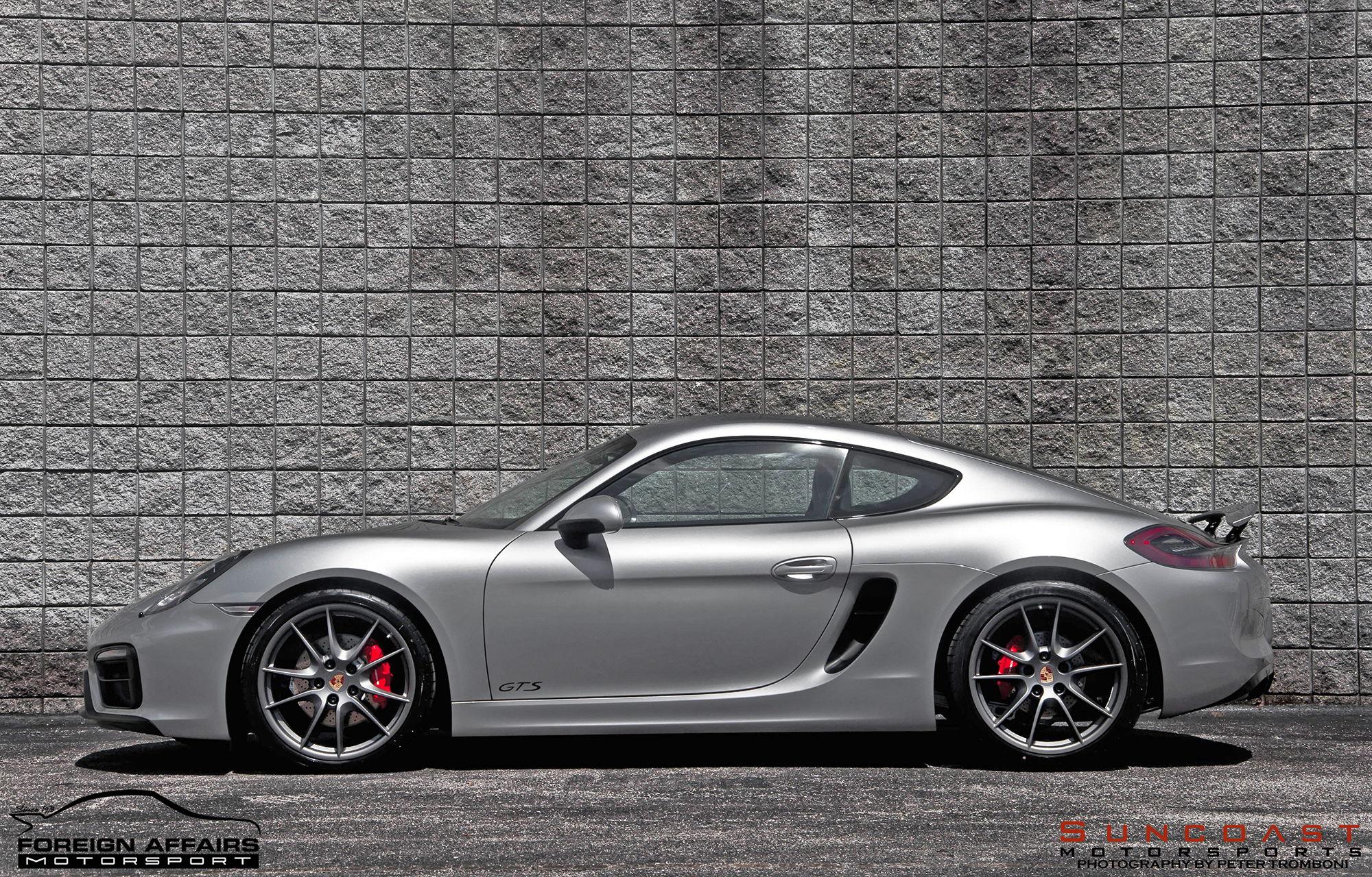 Cayman Gts Help Rennlist Porsche Discussion Forums