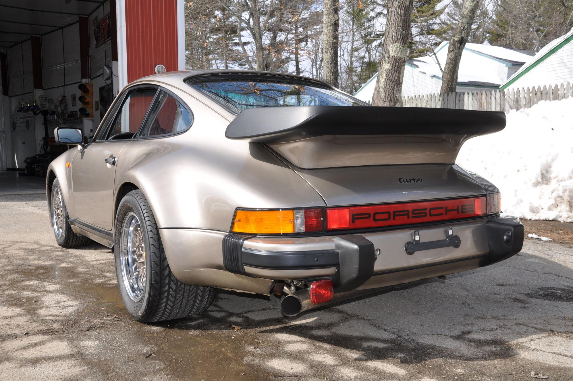 1983 german import porsche 911 turbo k28 turbo 19k original miles pelican parts technical bbs. Black Bedroom Furniture Sets. Home Design Ideas