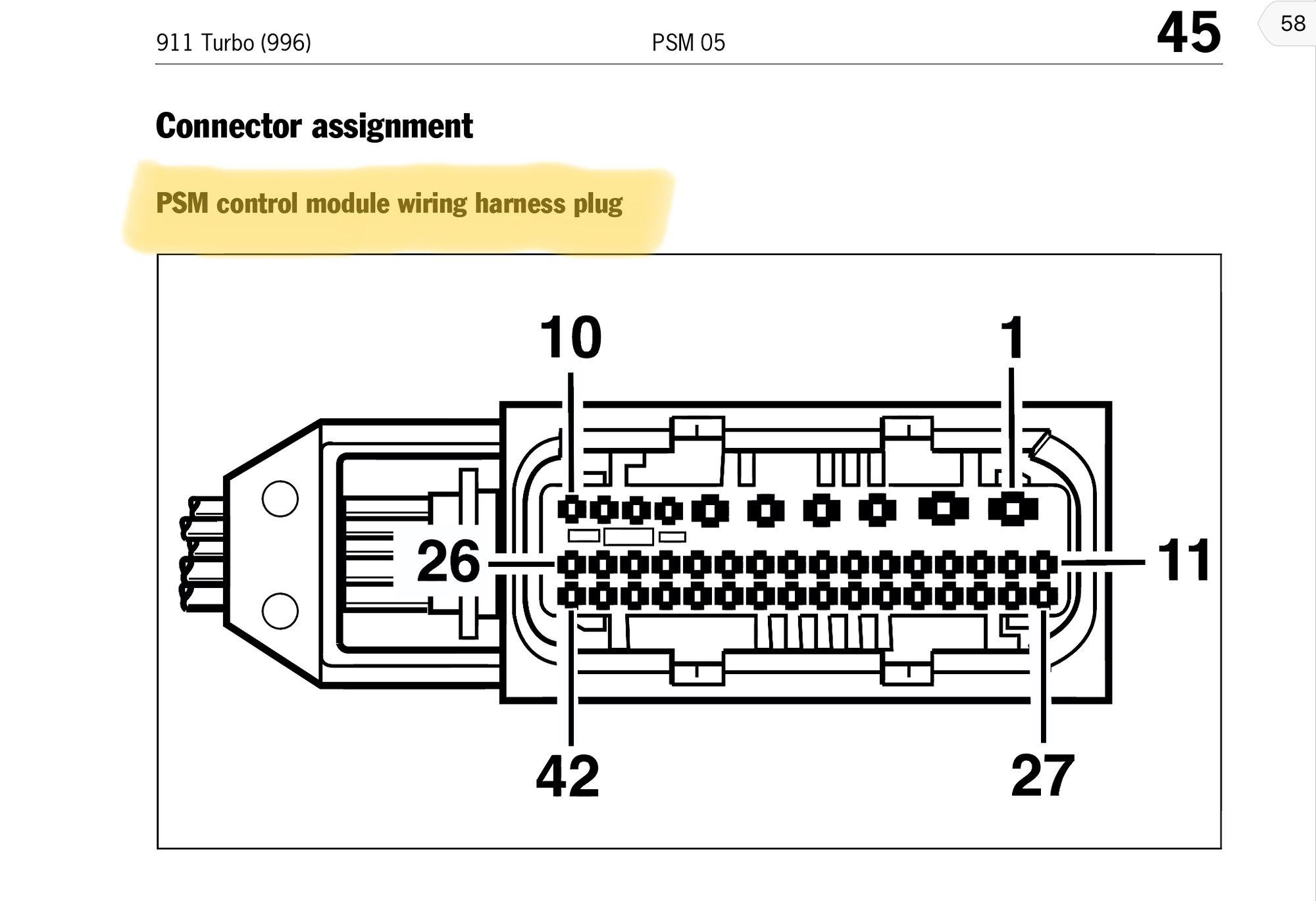 Porsche 996 Abs Wiring Diagram