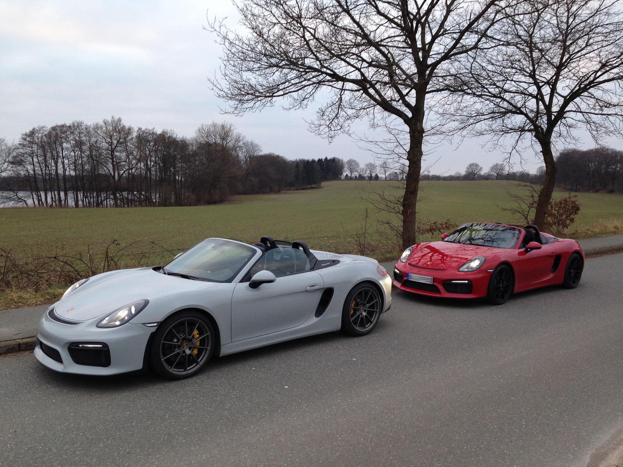 Pts Spyder Build Status Page 26 Rennlist Porsche