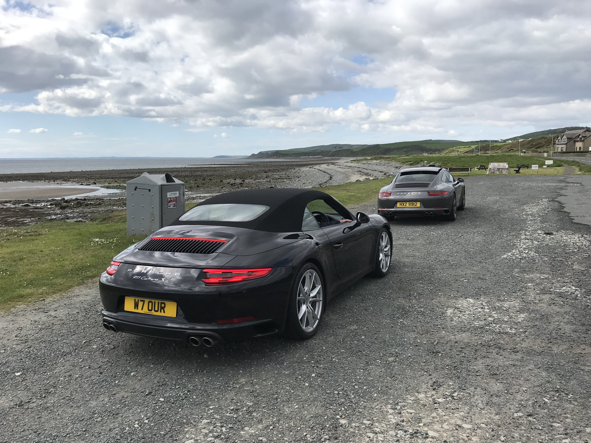 Let's See Your Recent Drive Pictures...