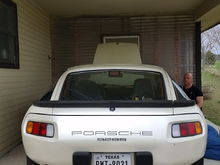 1985 928 S Pearl White