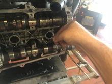Cylinder 1 at TDC