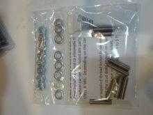 Tarett BBSK brake line bracket stud kit