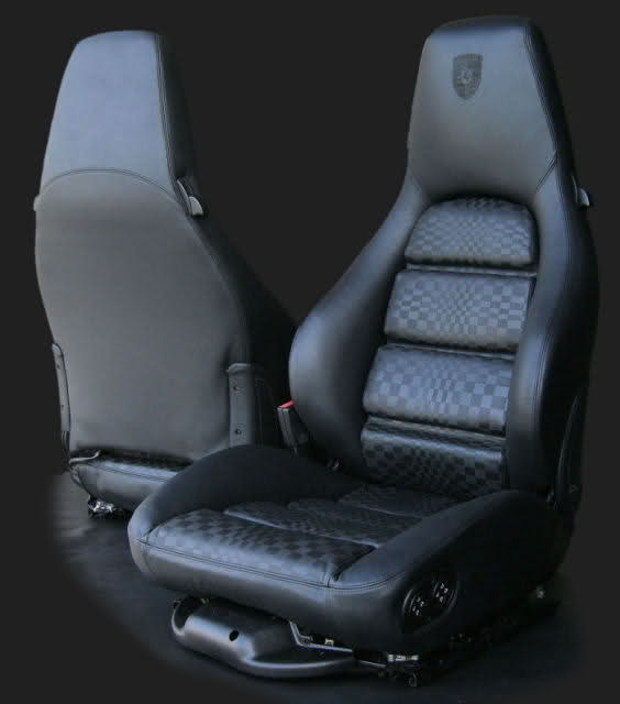 Replacing 996 front seat upholstery - Rennlist - Porsche Discussion