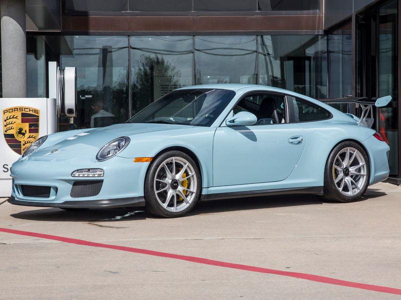 Porsche North Houston >> Dealer Inventory 2011 911 GT3 RS PTS Meissen Blue - Rennlist - Porsche Discussion Forums