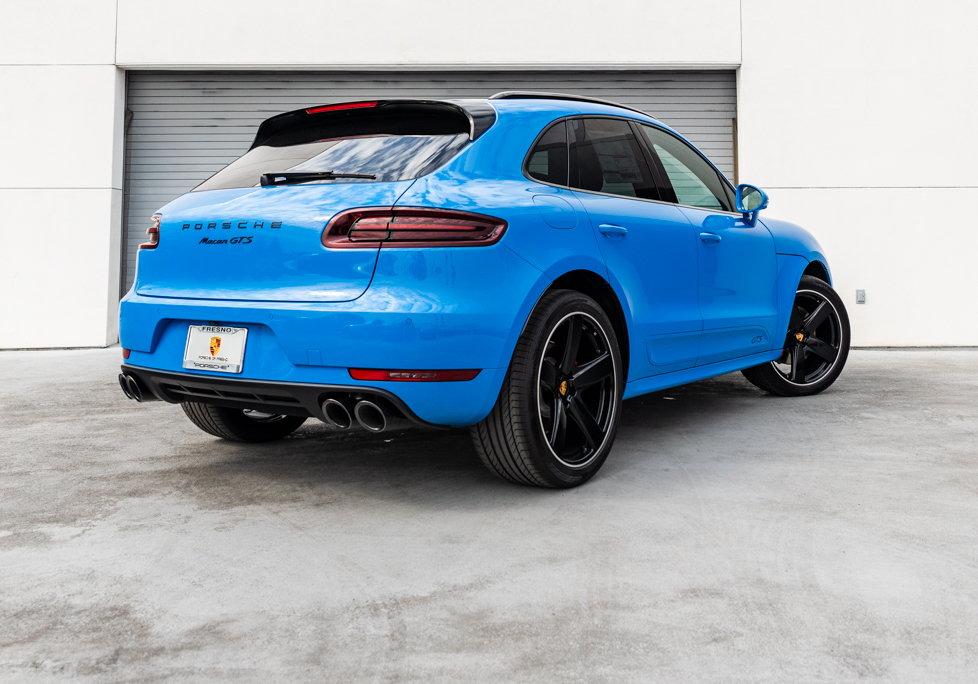 Porsche Macan Lease >> Voodoo Blue Macan GTS - Rennlist - Porsche Discussion Forums