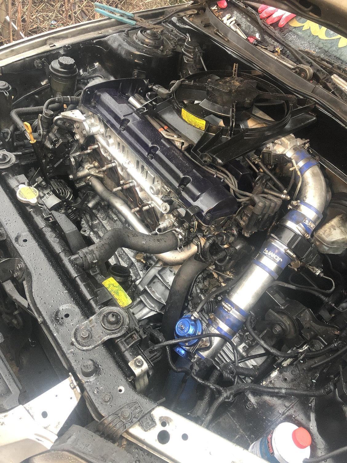 turboed elantra need help - Hyundai Aftermarket