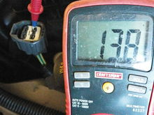 Low speed circuit hot